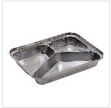 Aluminum food containers