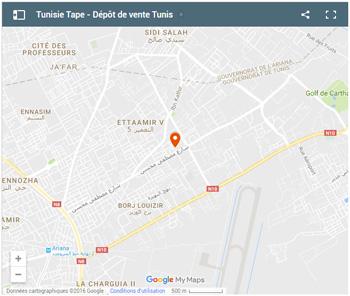 Tunisia tape Tunis
